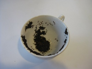 Basics of Tea Leaf Readings
