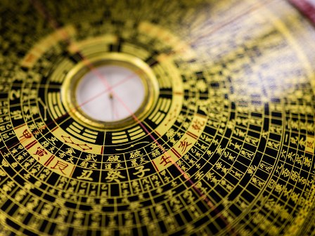 The Luopan Compass Basics