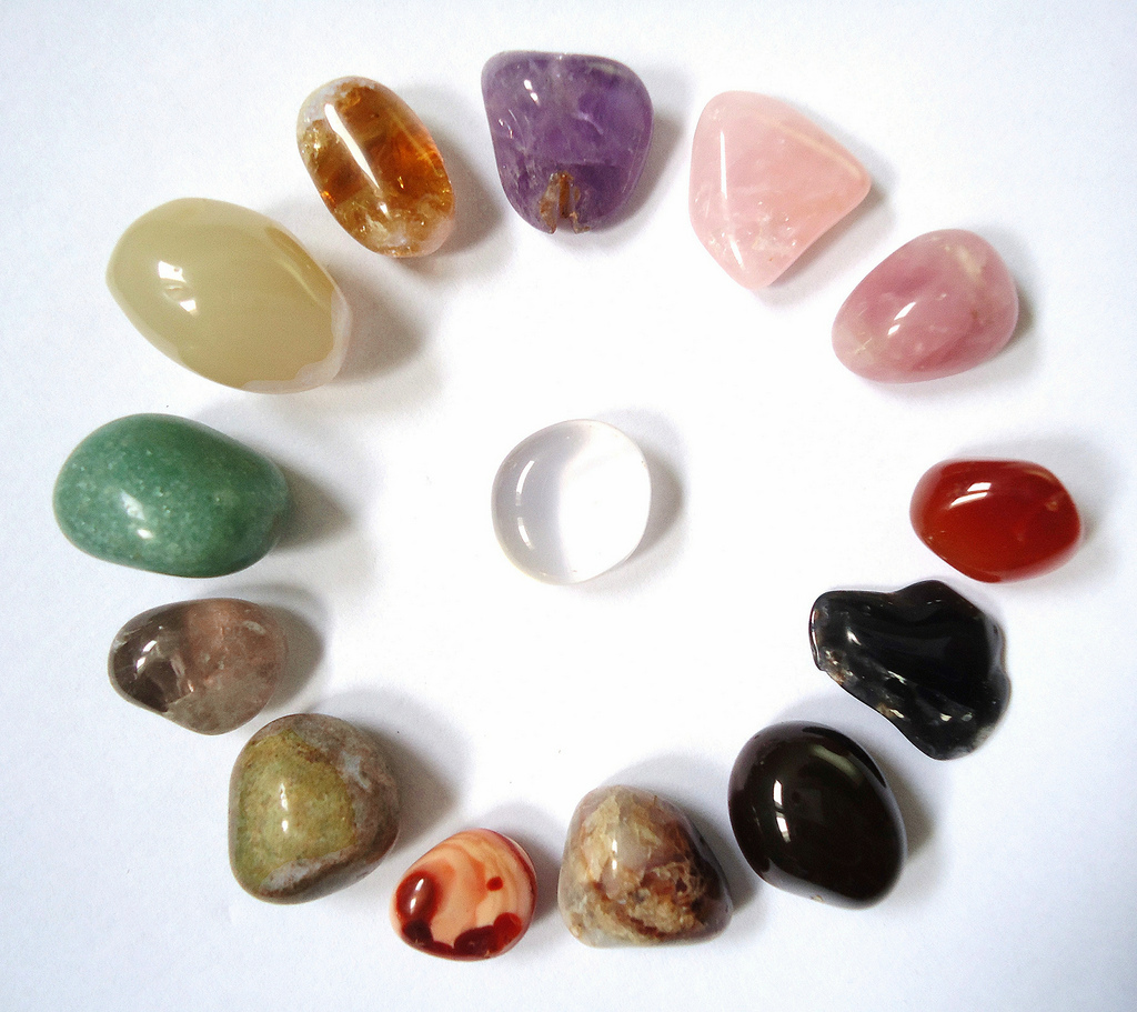 Crystal Healing Essential Information