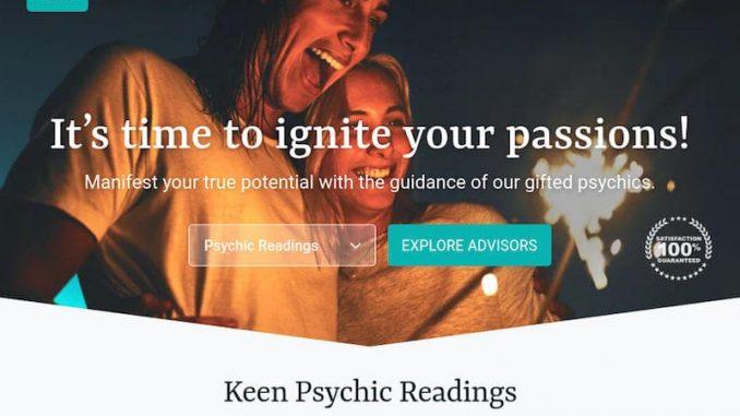 keen online psychics